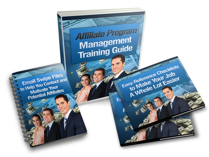 The Affiliate Manager Course  Affiliate Program Management Made Easy