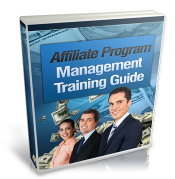 Click here for The Affiliate Manager Course...